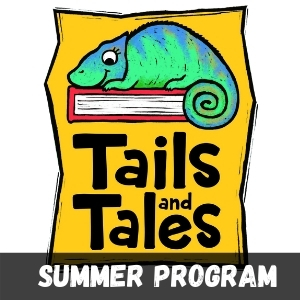 tails and tales summer library program is here!